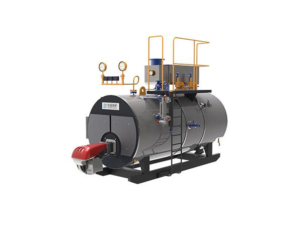 卧式燃油(气)冷凝蒸汽锅炉