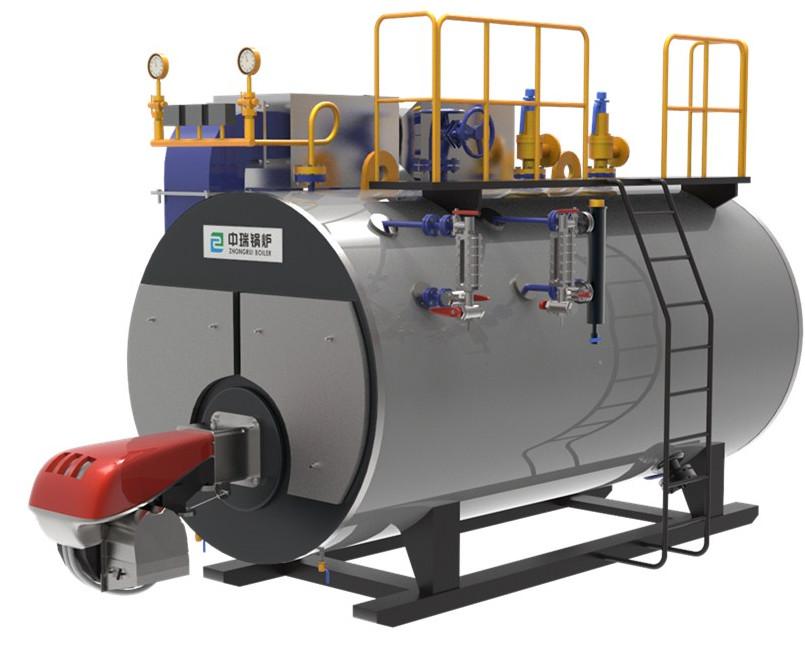 低氮冷凝一体蒸汽锅炉