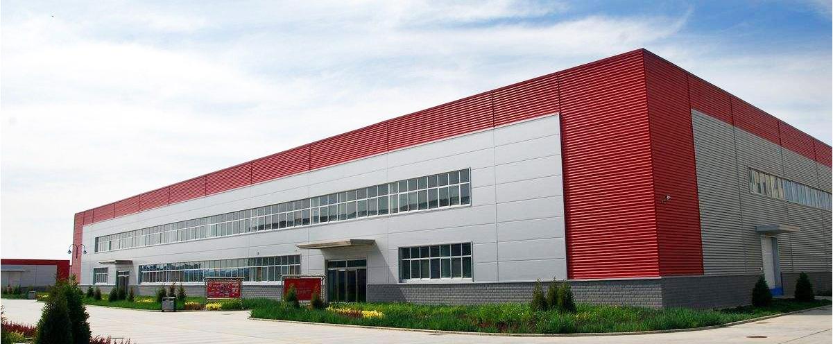 中瑞锅炉生产基地
