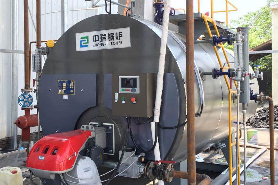 东贝铸造燃气冷凝蒸汽锅炉