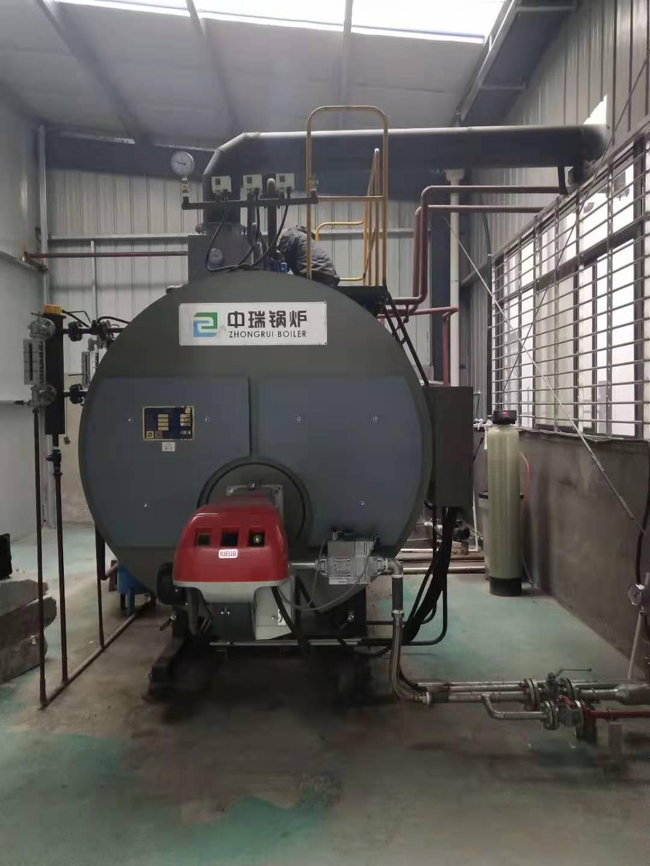 何氏米粉蒸汽锅炉